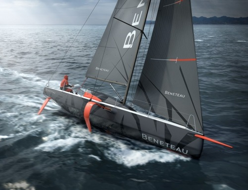 X voiles habille le Figaro 3