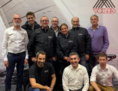 X voiles partenaire du Team BFR Marée haute